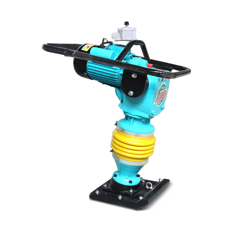 High/Good quality construction product electric vertical rammer/handheld tamping compactor/vertical jumping/shock rammer