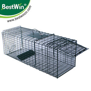 BSTW Large metal mass animal feeding cage