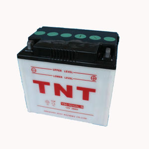 Y60-N24AL-B dry cell electric motorcycle battery
