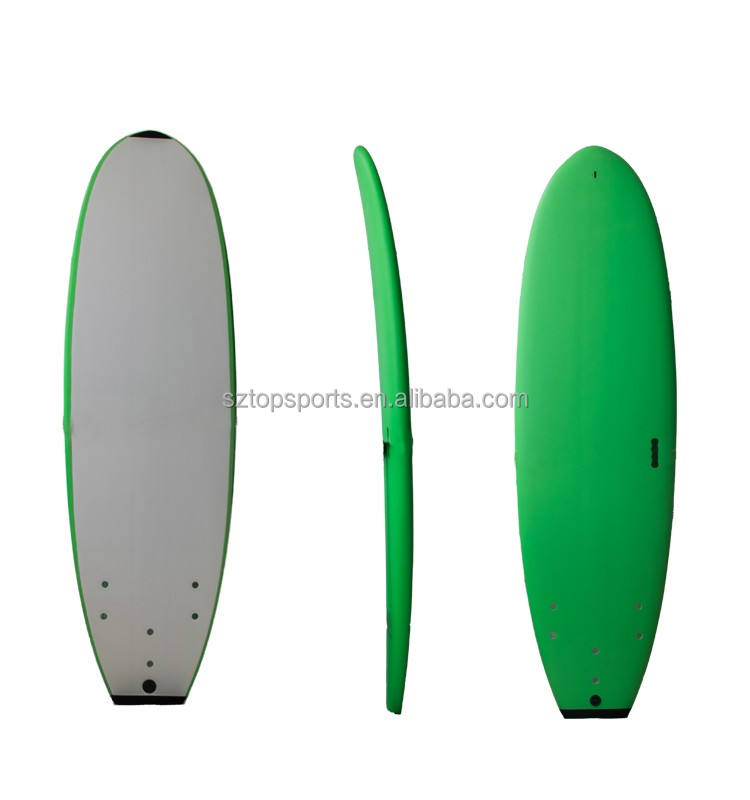 Soft surfboard with stock price and limited quantity