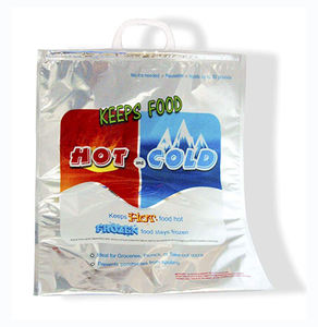 Hot cold insulation thermal picnic food delivery bag