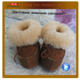 Baby Boots Booties Wholesale Baby Shoes And Boots Booties Baby Soft Sole Sheepskin Slipper With Rolled Collar