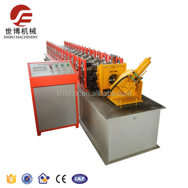 Door & Window Frames Automatic Single Head Aluminium Profile Forming Machine