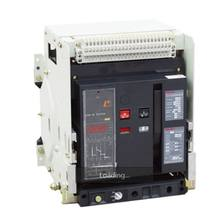 fixed type ACB 2000A ACB 3 pole or 4 pole Intelligent Universal fixed type or Drawer type 3200A air circuit breaker