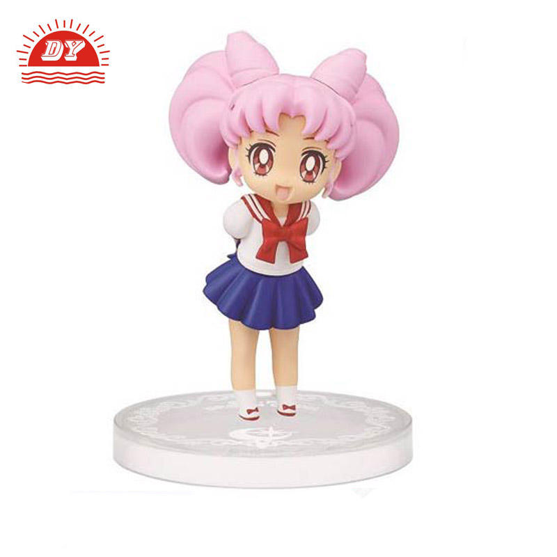 Plastic Leuke <span class=keywords><strong>Sailor</strong></span> <span class=keywords><strong>Moon</strong></span> Action Figure