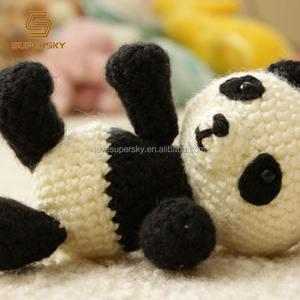Oyuncak Amigurumi Anahtarlık Panda %15 indirimli | 300x300