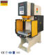 single-arm structure sheet metal punch cutting machine servo hydraulic press