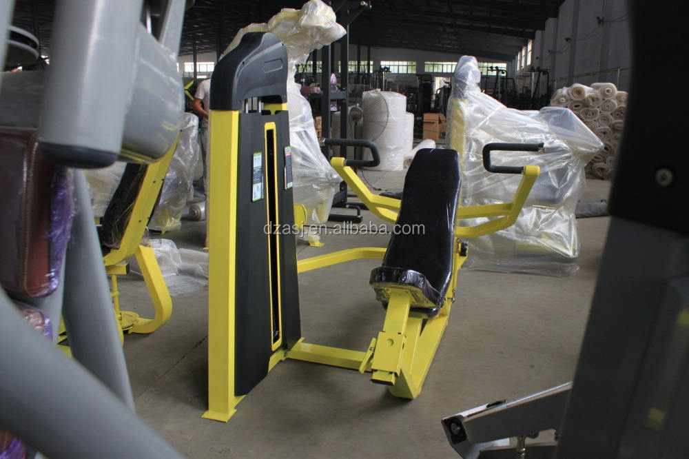 ASJ-S802 Shoulder Press/stretching exercise machines/import sports equipment