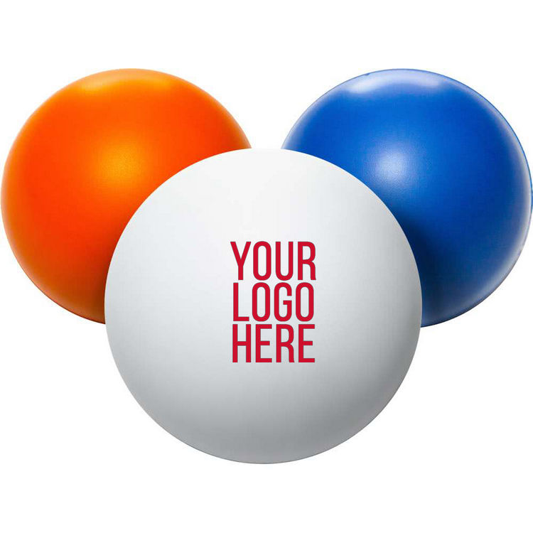 Promotional Custom PU Stress Ball