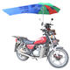 China luxury metal windproof motorcycle umbrella