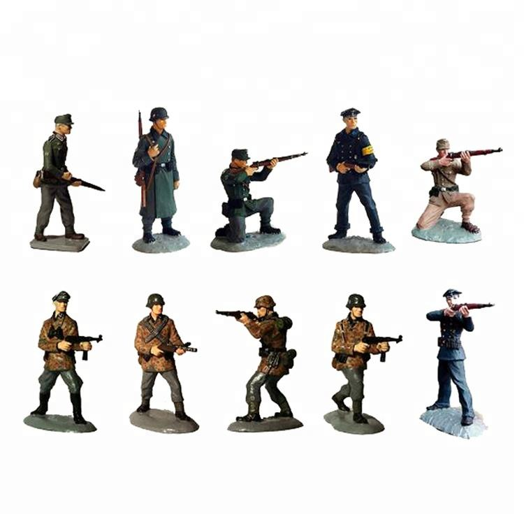 Amazon Army toy soldiers Technolog 54 mm soft plastic Best at  hands!