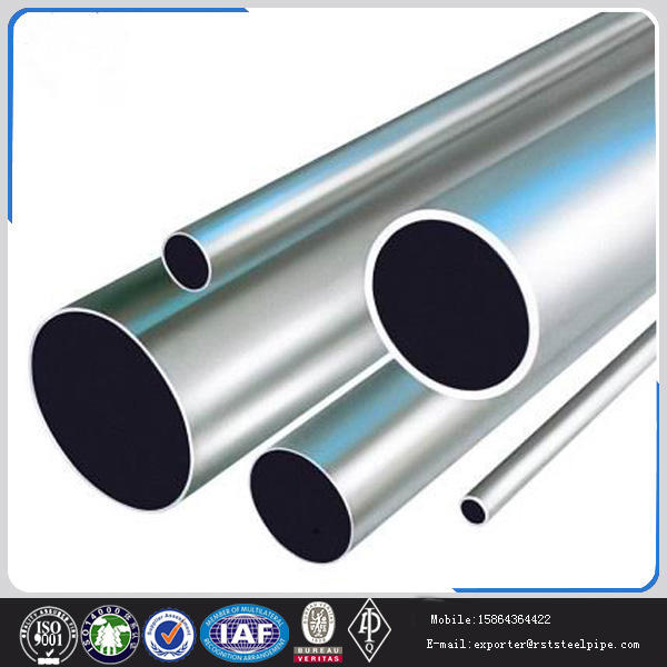 grade 304 stainless steel pipe for balcony railing price