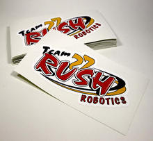 Custom design vinyl sticker/die cut sticker/decal
