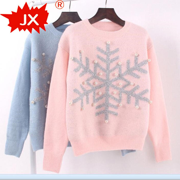 Compact low price China Made women sweater for winter