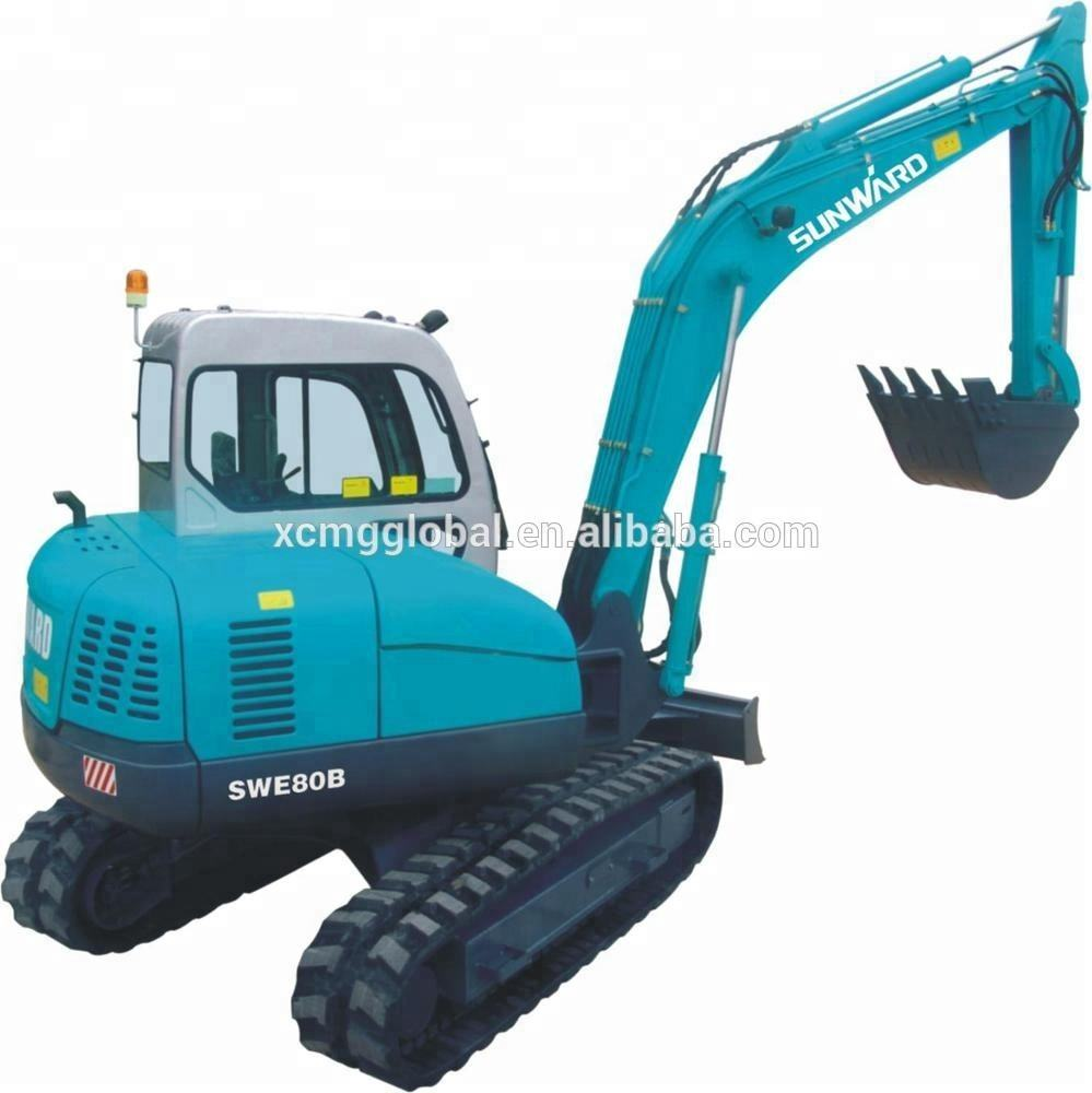 Best electric mini small compact excavator 40UB for sale