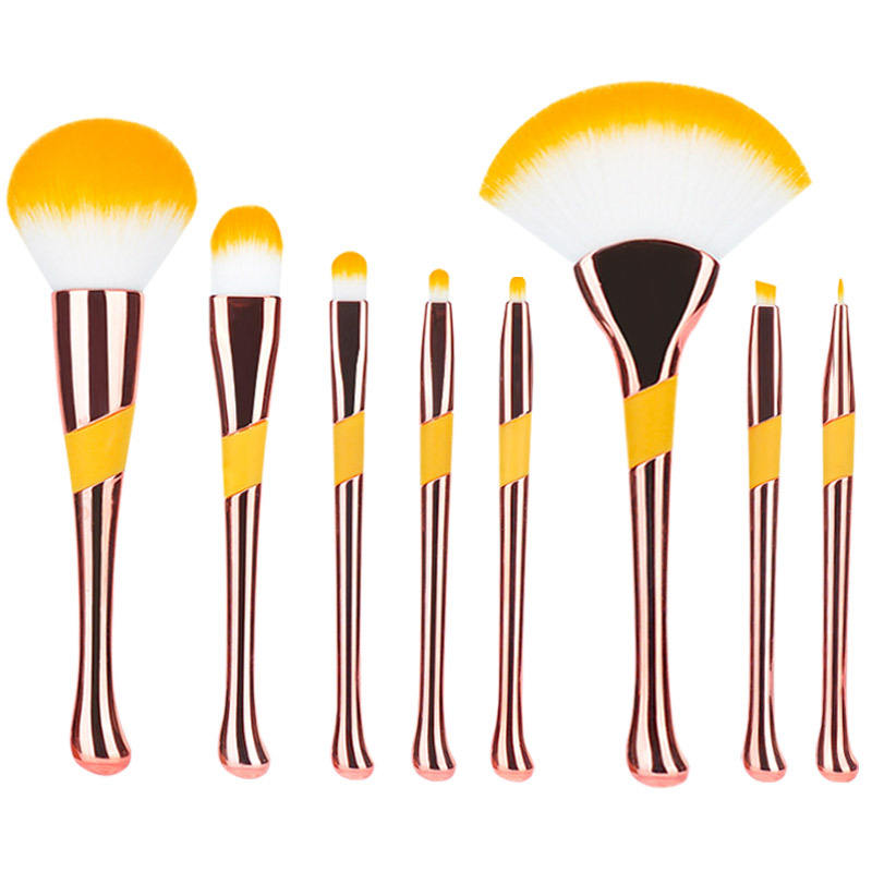 Brush cosmetic set original makeup brush set makeup brush set with logo