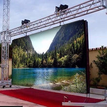 P3.91 P6 led indoor display outdoor led panels  led advertising panel