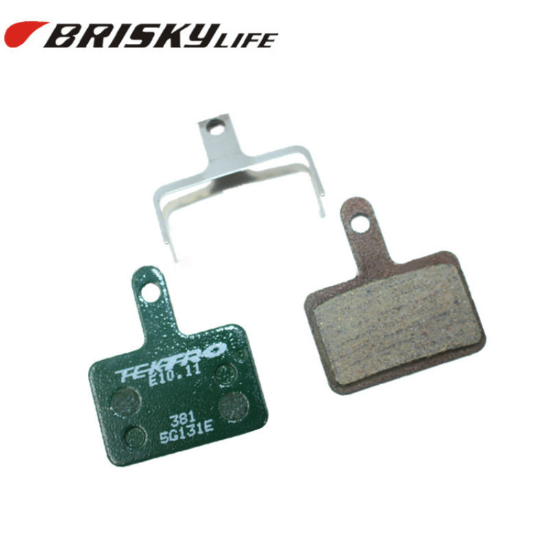 Bicycle parts disc brake bike brake pads with good quality
