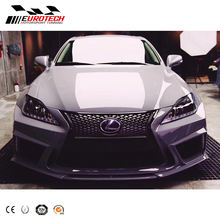 New styling facelift  V VISION BODY KIT FOR IS250 2008-2014 CONVERT TO 2017 LX STYLE LOOK ABS MATERIAL