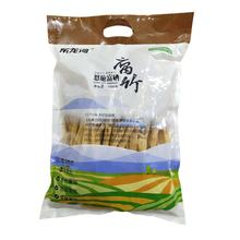 Traditional wholesale vegetarian food bean curd sticks fresh dried chinese high quality yuba