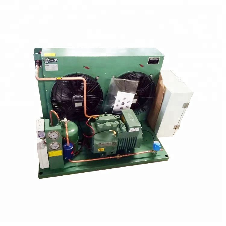 10hp 15hp 25hp 30hp outdoor refrigeration unit compressor and condensing unit