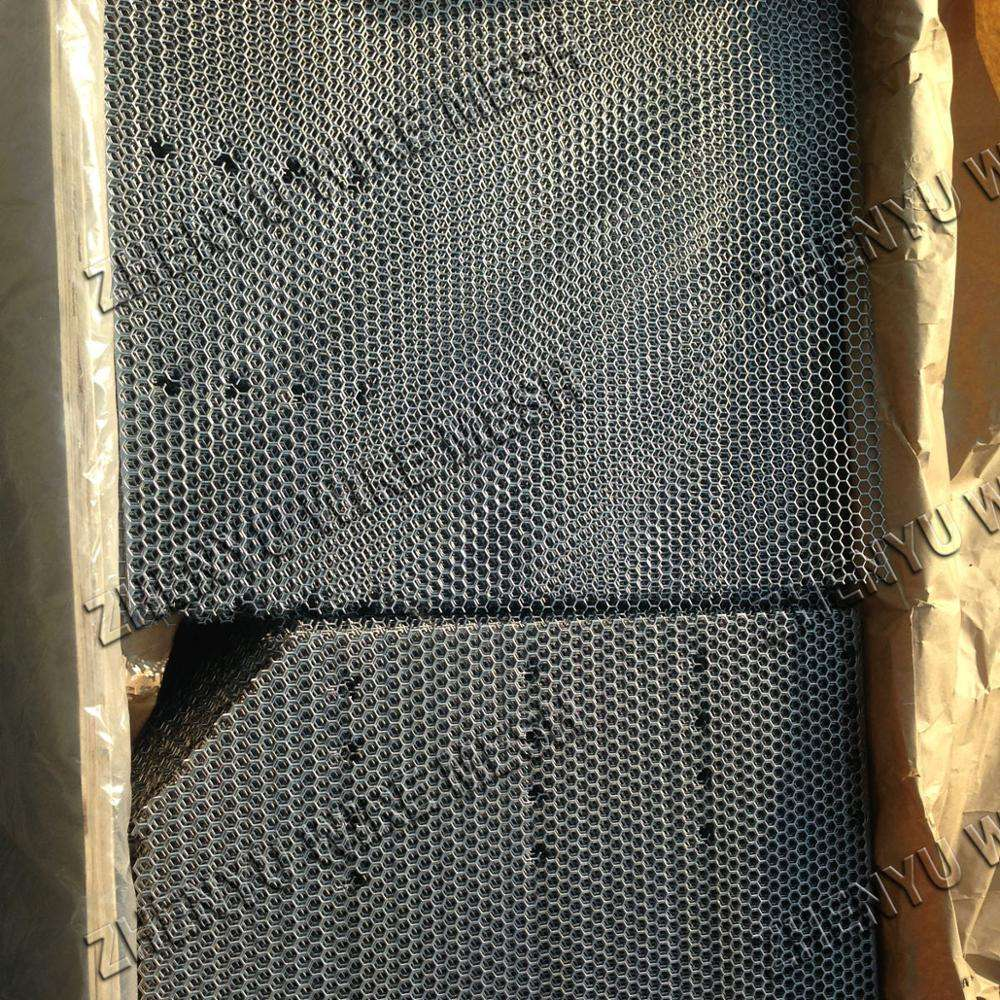 stainless steel punching plate wire meshes/ decorative speaker cover grille micro hole perforated/dust and sound cover