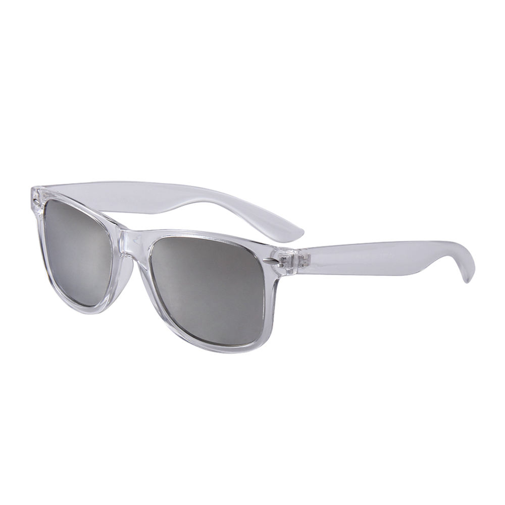 promotional mirror recycled plastic mens sunglasses polarized