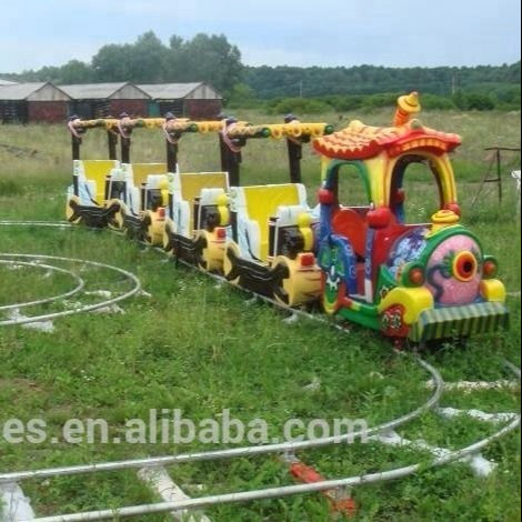 kids electric amusement train rides / outdoor children rides