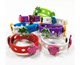 PVC Boy and Girl Charm Silicone Rubber Bracelets With Charm