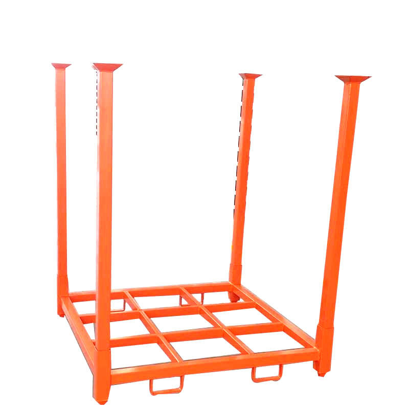 Customized warehouse tire racks for sale