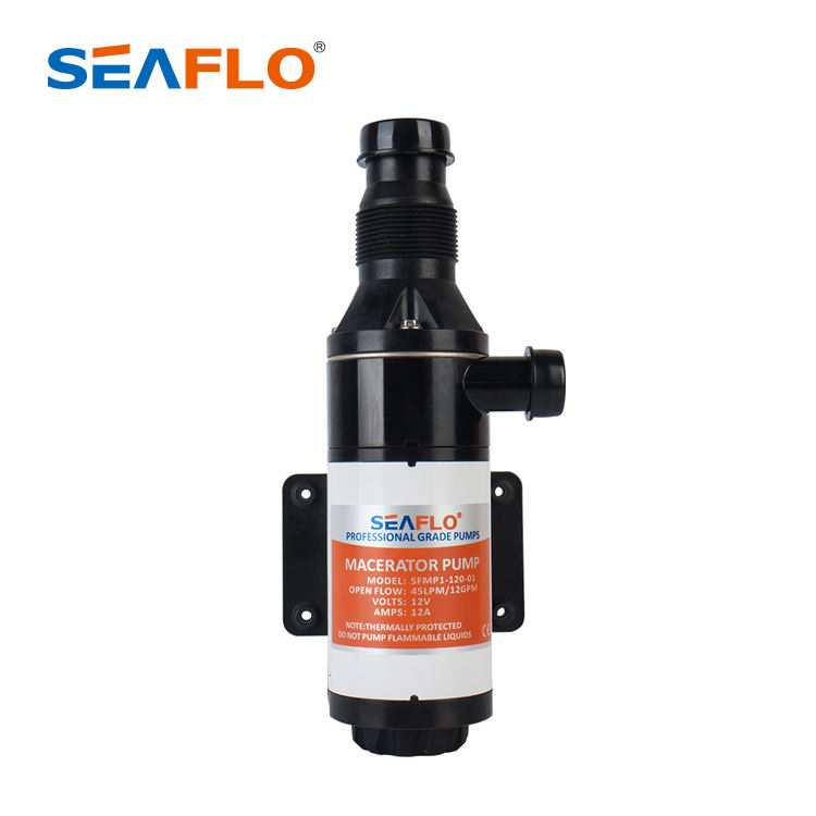 SEAFLO Thermally Protected Grey Water Pump