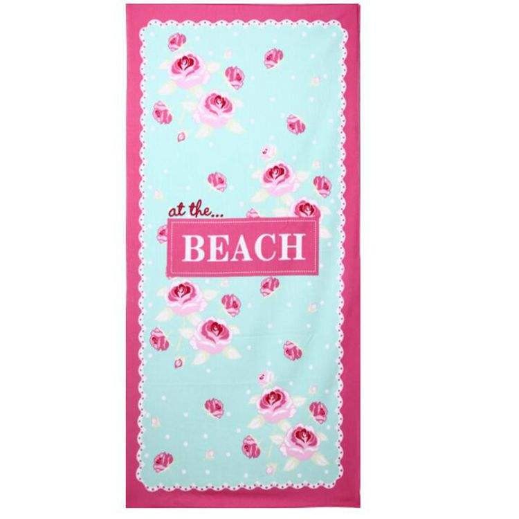 Custom Microfiber Beach Towel for wholesalers distributors and retailers