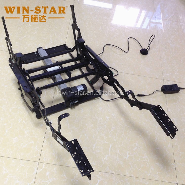 Popular Extending Footrest Electric Recliner Mechanism For Sofa Chair