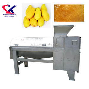 Industrial Automatic Mango Juice Machine Mango Juicer