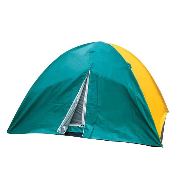 6 Persons Sun Proof Mosquito Repellent Big Family Camp Tent