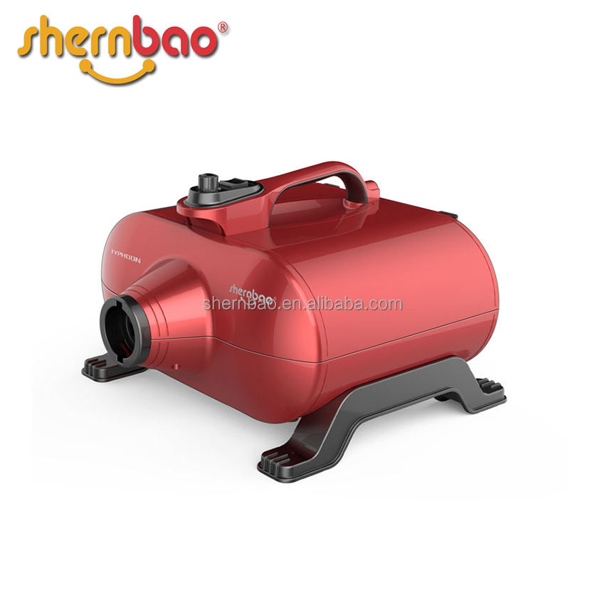 Shernbao DHD-3000F Typhoon Dual Motor Pet dryer Super dryer Hair dryer