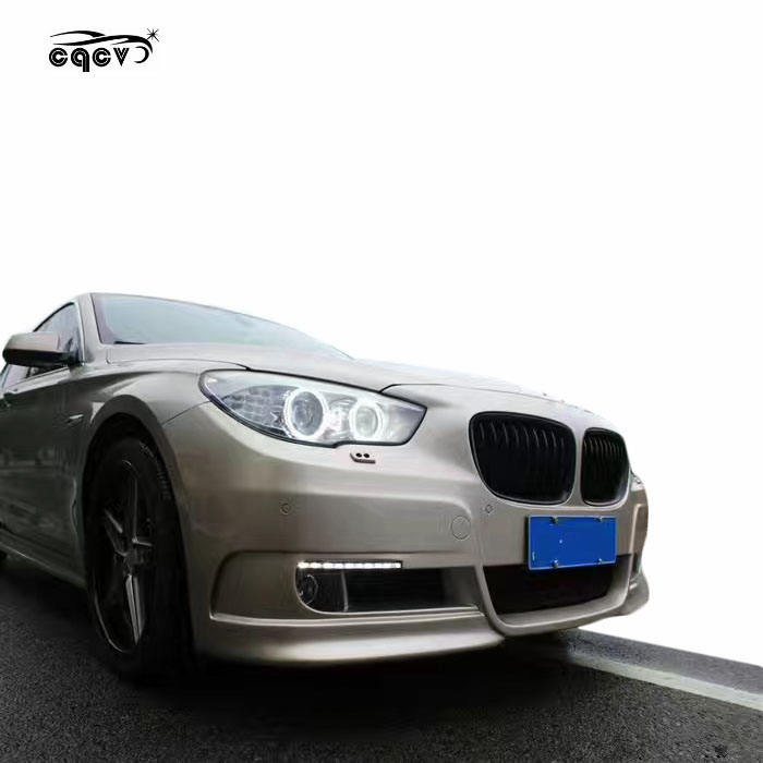 Excellent Fitment HM style body kit for BMW 5 series GT F07 front bumper rear lipfront lip side skirts and wing spoiler