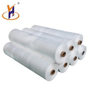 Cheap clear china pe hdpe film in roll