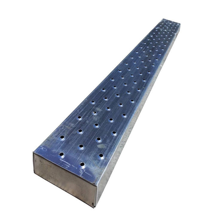 Tianjin SS Group Building Construction Galvanized Steel Floor Decking