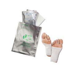 2017 new product foot patch detox /Bamboo vinegar Detox beauty foot patch/foot pad Detoxify Toxins Adhesive