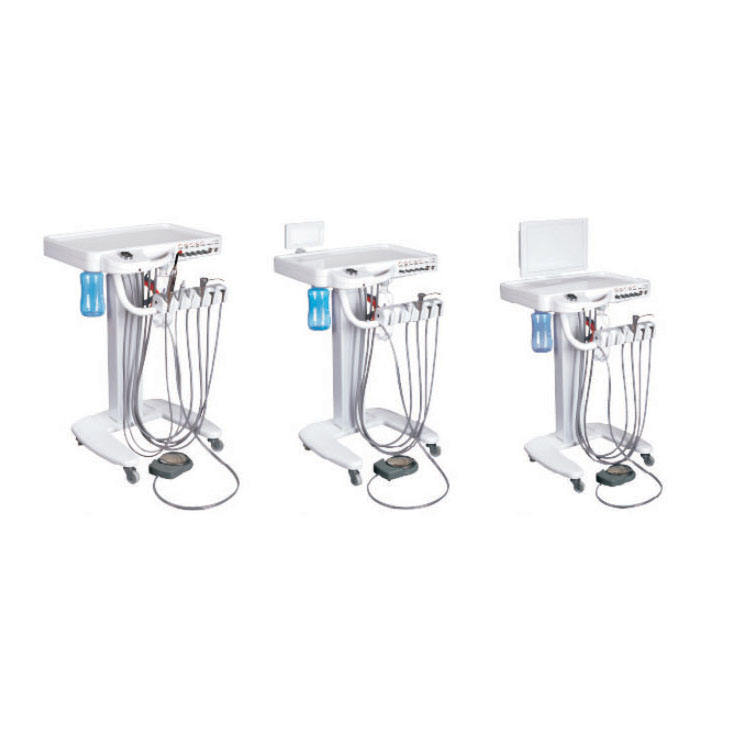 China Cheap Mobile Dental cart