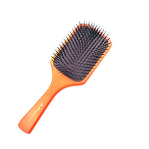 Best Quality hot selling Easy Cleaning wood handle Eco-Friendly Rectangle Detangling air cushion massage paddle brush