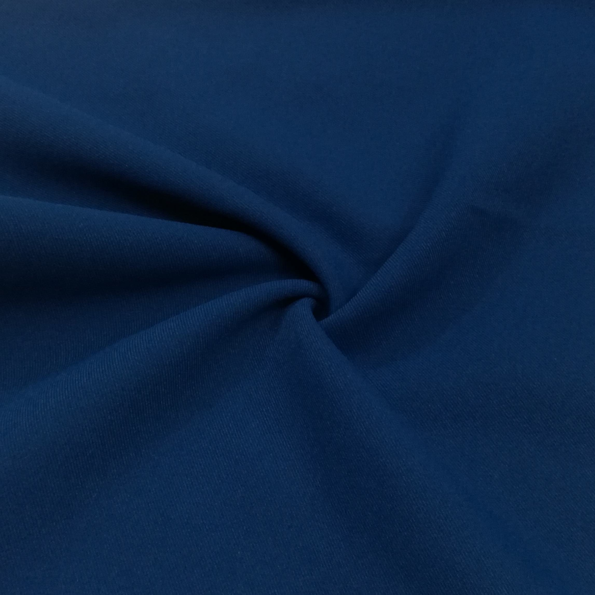 Twill fabric 100%(Rimens) cotton touch polyester soft moisture management four way stretch breathable for sport garment