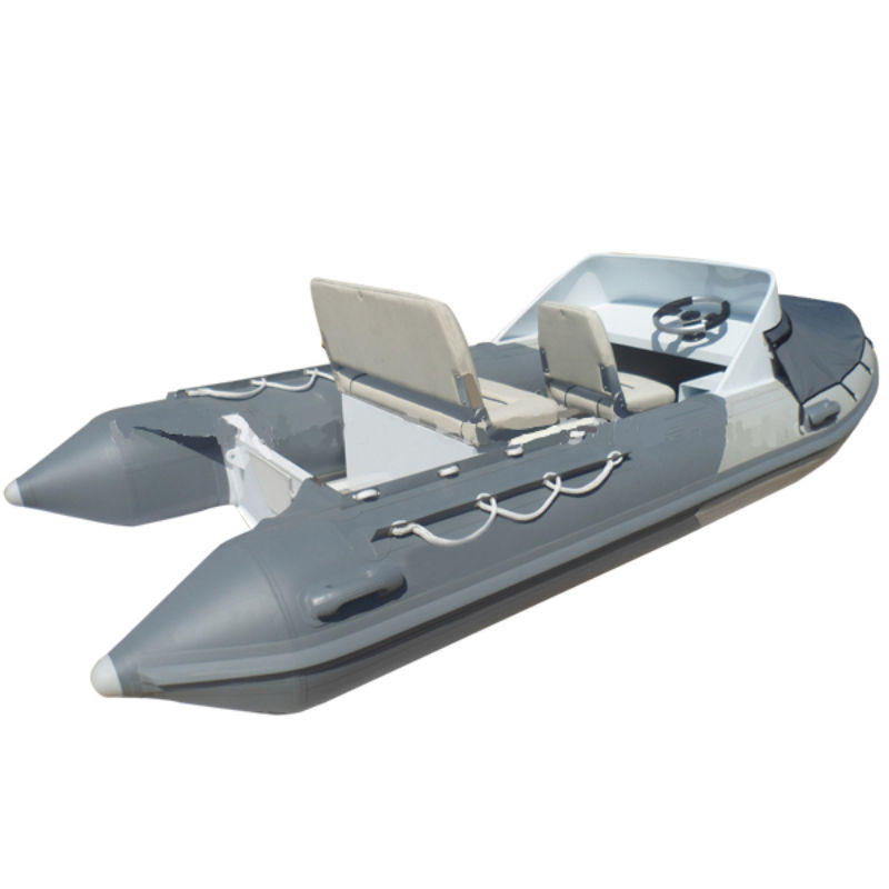 CE Certificate Cheap Aluminum Hull Inflatable Boat Inflatable Dingy