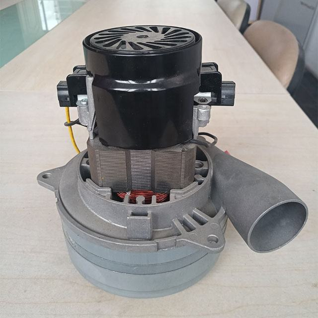 High Speed Bypass Vacuum Motor