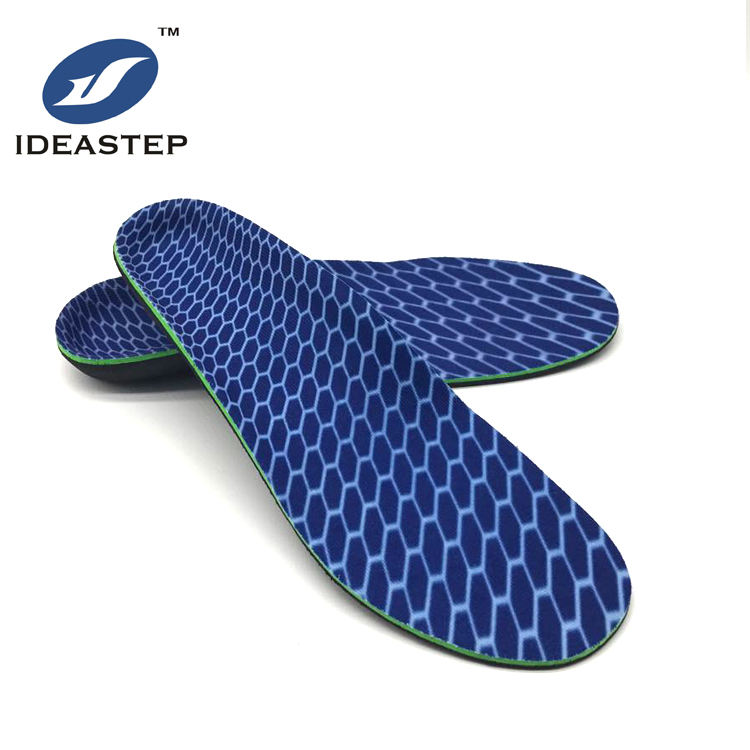 heatmoldable 250F orthopedic foot cushion and firm rubber custom made arch support thermoplastic insole for collapsed arches