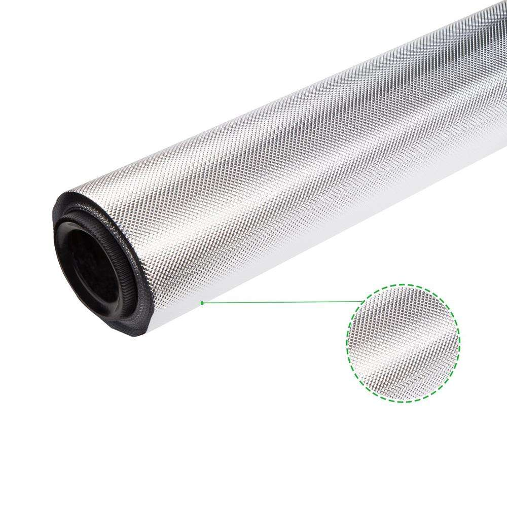 Greenhouse Diamond Foil Silver Reflective Mylar Film 8mil 4x100ft in stock