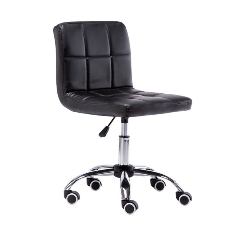 Comfortable Mid Back Specification of Swivel Chair PU Leather Office Chair
