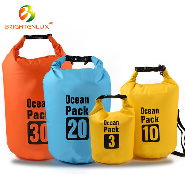 High quality Hot sell high quality outdoor floating camping gear ocean pack PVC backpack waterproof dry bag