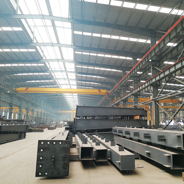 Long life steel structure workshop / factory /garages supply